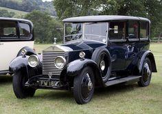 1928 Rolls-Royce Twenty landaulette