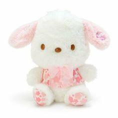 Pochacco Sanrio Mini Stuffed Toy Good night Mascot Doll Cute Lovely Very Rare
