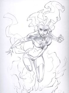 Dark Phoenix by RandyGreen on DeviantArt Comic Book Artists, Comic Books Art, Comic Art, Figure Drawing Reference, Art Reference Poses, Drawing Sketches, Art Drawings, Comic Book Drawing, Arte Dc Comics