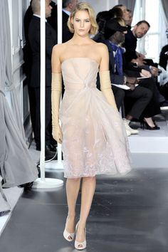 Christian Dior - Spring 2012 Couture