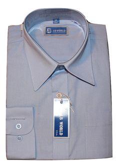 Boys Light Blue Formal Dress Shirt  #Oasislync #canadaonline #shoppingday #onlinestore #fashionstyle #shoppingonline #instagram #canada #instalikes #shopping