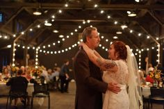 The Great Hall of Happy Days Lodge, the perfect venue for a rustic Ohio wedding