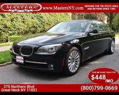 2012 BMW 7 SERIES 750LI XDRIVE  - $41895,  http://www.theeuropeanmasters.net/bmw-7-series-750li-xdrive-used-ny_vid_5510909_rf_pi.html