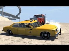 Generic City - BeamNG.drive - YouTube