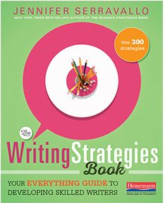 Last week, I attended the Connecticut Reading Association's convention, and I was lucky enough to hear and see some of my literacy heroes. Jennifer Serravallo presented about writing instruct…