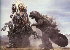 これこそサイケデリックな映画。マイフェバリット怪獣「へドラ」。 : 「冬虫夏草・続真定点観測…ブログは続くよ!」
