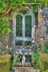 lace garden gate