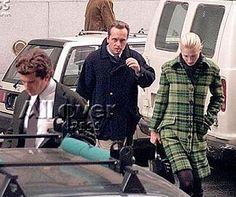 John Kennedy, Anthony Radziwill and Carolyn Kennedy