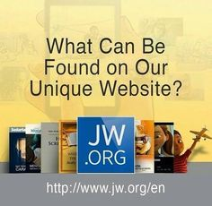 Where can we find answers to life's big questions? Why are we here? What happens to us when we die? How do we know the Bible is the word of God? The website contains free articles, publications, and videos for all ages; many in over 700 languages!