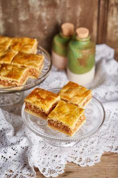 A klasszik almás pite | Street Kitchen Pie Shop, Sweet Desserts, Winter Food, Cake Cookies, Food Photo, Apple Pie, Good Food, Food And Drink, Sweets