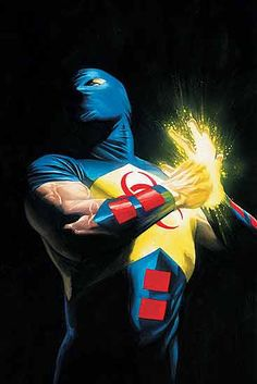 JSA #6 ~ DC Comics ~ Alex Ross