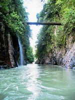 Rio Pacuare in Costa Rica. Best day of white water rafting I've ever done.