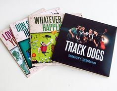 """Check out new work on my @Behance portfolio: """"Track Dogs CDs"""" http://be.net/gallery/38823081/Track-Dogs-CDs"""