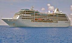 Ocean Princess comienza vuelta a América que durará 64 días. El crucero que comenzó en Miami ayer 3 de enero, podrá realizarse por tramos.