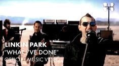 For what I've done  I start again  And whatever pain may come  Today this ends Linkin Park - What I've Done (Official Music Video)