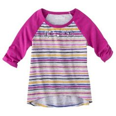 D-Signed Girls' Tee -  Multicolor
