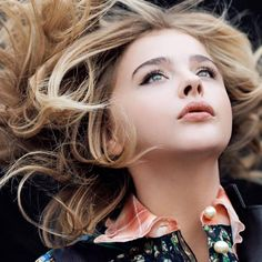 "›› 34,8k reasons to smile ‹‹ auf Instagram: ""Got my results back, I've got an infection... #chloegracemoretz #chloemoretz"""