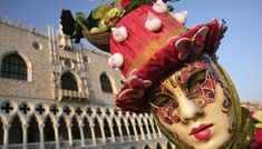 From Rio's Samba Dance to Mardi Gras Parades, Top Carnival Pictures from Around the World (PHOTOS) - International Business Times Venetian Carnival Masks, Carnival Of Venice, Holidays Around The World, Around The Worlds, Types Of Ballroom Dances, Carnival Floats, Samba Dance, City By The Sea, Venice Mask