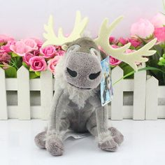 1pcs 20CM sven Plush Toys 2014 New  Elsa plush Anna Plush Doll olaf plush Free Shipping #>=#>=#>=#>=#> Click on the pin to check out discount price, color, size, shipping, etc. Save and like it!