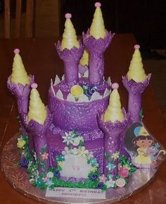 princess birthday cake ki nani s 6th birthday party photo by on birthday cake ki photos