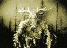 Oh ! oh! This fiery height, Oh my feet of fire...my burning feet of fire....wendigo