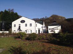 Glengoyne distillery, Scotland.  - (explore your biking wanderlust on www.motorcyclescotland.com) Distillery, Biking, Scotland, Wanderlust, Explore, Mansions, House Styles, Travel, Home Decor
