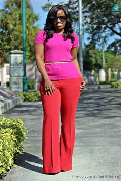Curves and Confidence   Inspiring Curvy Women One Outfit At A Time: Restyled and Remixed