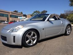 2006 Nissan 350Z Convertible. We carry a HUGE selection of over 100 used cars and trucks with a wide variety of makes and models for your convenience.  Worldwide Motors 9560 Black Mountain Rd San Diego, CA 92126 858-999-3060 www.worldwidemotorsd.com #worldwidemotors #sandiego #usedcardealership #used #car #truck #suv #crossover #minivan #preowned #financing #cars #forsale #sale #dealership #luxury  #nissan #350Z