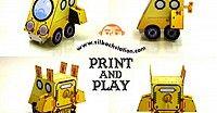 Hello Kitty de Sanrio | Descargables Gratis para Imprimir: Paper toys, Origami, tarjetas de Cumpleaños, Maquetas, Manualidades, decoraciones fiestas, dibujos para colorear. Printable Freebies, paper and crafts