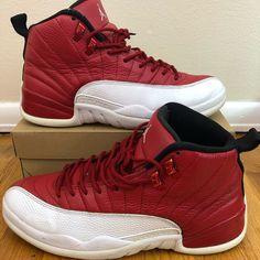 71d292dc0f Jordan Shoes | Nike Air Jordan 12 Retro Gym Redwhite Size 9.5 | Color: Red