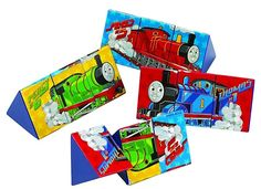 Designware Thomas & Friends Twisty Turn Favors - 4 ct - Free Shipping  #YoYoBirthday