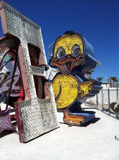 Neon Boneyard, Las Vegas