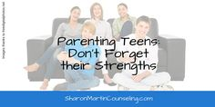 Teens often get a bad rap. Sure, they can be difficult and moody. But remember that teenagers are amazing. Here are some of the ways teenagers are amazing. #parenting #teenagers #adolescents #strengths