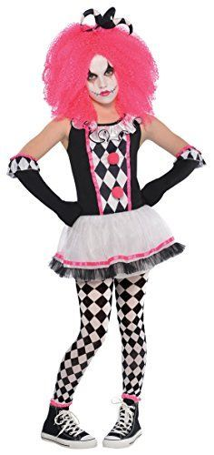 Childs Adorable Witch Halloween Costume Size Large 1012 *** Check out this great product.