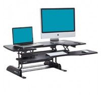 Varidesk Pro Plus 48 Black - Standing Desk
