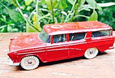 Dinky 173 Nash Rambler - Ca 1950s