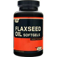 Better quality means Better Value for you get more & Save More! OPTIMUM NUTRITION Flaxseed Oil - Cold Pressed (1000mg) Lower Price
