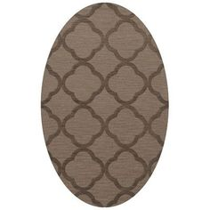 Dalyn Rug Co. Dover Stone Area Rug Rug Size: Oval 12' x 15'