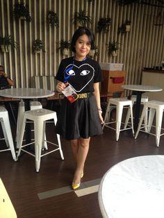 While Jakarta Fashion week