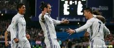 0-3: Cristiano Ronaldo's 'hat-trick' helps extend Real Madrid's lead in league
