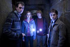 Neville,Hermione,Ron & Harry