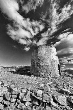 windmill, Paros