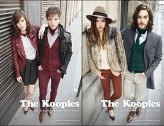loving the kooples autumn collection!