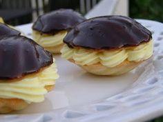 Donsuemor lemon cream cakelets