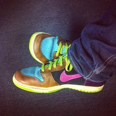Nike Dunk HI NL X UNDFTD