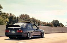 BMW E30 M3 turbo - wide body. Just clean and simple