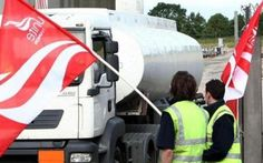 Around 2,000 British Fuel Tanker Truck Drivers could go on Strike