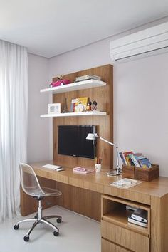 Browse pictures of home office design. Here are our favorite home office ideas that let you work from home. Shared them so you can learn how to work. House Design, Interior, Office Interiors, Home Decor, House Interior, Home Office Design, Home Deco, Interior Design, Office Design