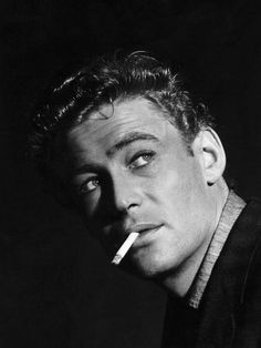Irish actor Peter O' Toole - handsome, humorous, and heart stopping.