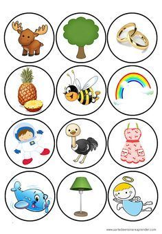 Owls Count and Clip Cards: Numbers Learning Activities, Kids Learning, Farm Animals Preschool, Preschool Puzzles, Phonological Awareness, Pre School, Phonics, Literacy, Alphabet